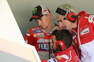 Lorenzo feels he sped up Ducati progress