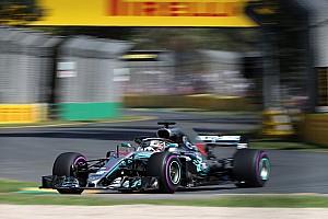 FP1 GP Australia: Hamilton tercepat di latihan pembuka F1 2018