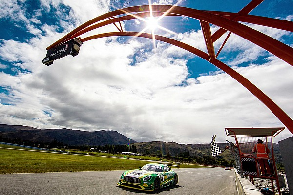 Australian GT Race report Highlands 501: Twigg/D'Alberto win final enduro