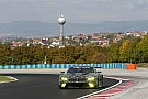 WEC A BMW a Hungaroringen tesztelte az M8 GTE-t