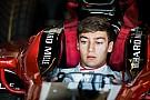 Russell llega a la Fórmula 2 con ART Grand Prix