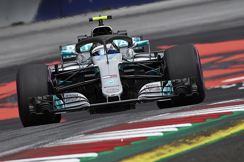 Mercedes: una prima fila che ha il sapore di una prova muscolare di forza