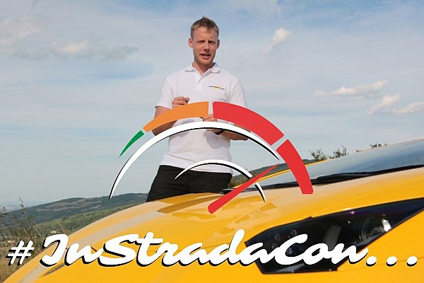 #InStradaCon… Lamborghini Aventador S