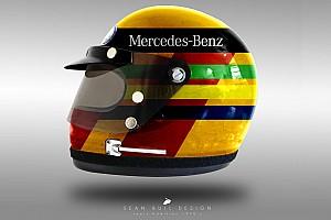F1 Top List GALERÍA: cascos de regreso al futuro