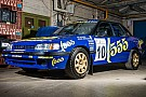 Automotive 1993 Subaru Legacy RS driven by Richard Burns heading to auction