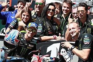 MotoGP Sıralama turları raporu MotoGP Le Mans: Zarco pole'de, Crutchlow kaza yaptı