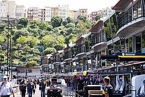 Формула 1 Новость В Монако перестроили здание боксов: два фото