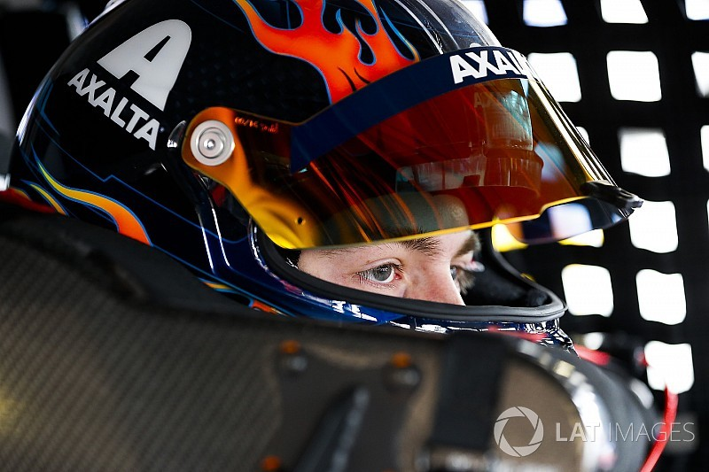 "Byron leads laps at Phoenix: ""It just showed myself that I can do it"""
