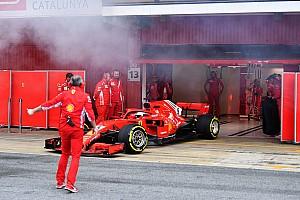 Fórmula 1 Análisis Análisis: el intrigante humo de Ferrari en Barcelona