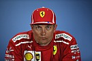 Why all F1 drivers must be more like Raikkonen