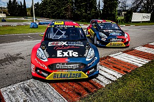 World Rallycross Breaking news Olsbergs MSE reveals Fiesta World RX car built with Ford tie-up
