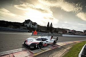 WEC Diaporama Photos - Le record de Porsche à Spa en images