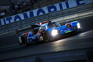 Le Mans Breaking news Button laments SMP reliability woes on Le Mans debut