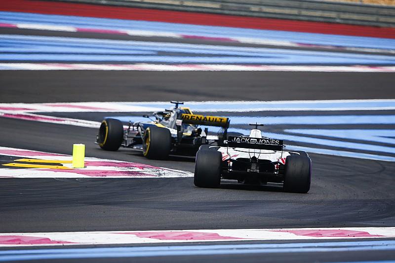 Renault, difícil de alcanzar en el campeonato, acepta Force India