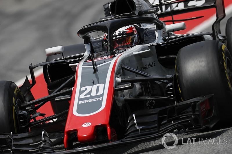 Magnussen: Monaco'da Haas'ın zayıflıkları test edilecek
