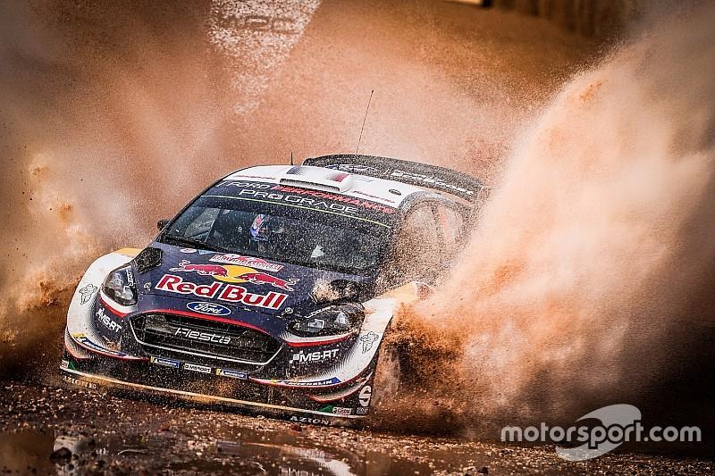 WRC Italië: Ogier leidt voor Neuville, Mikkelsen uitgeschakeld