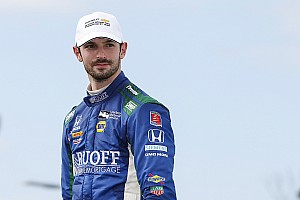 IndyCar Commentary Rossi's hard lessons learned in Detroit