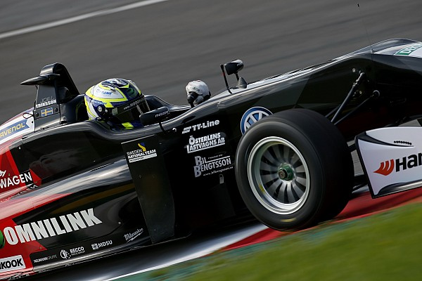 Red Bull Ring F3: Eriksson sweeps Sunday poles
