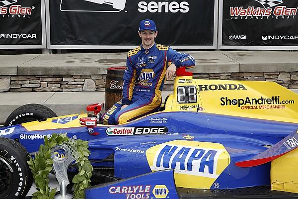 IndyCar Rossi