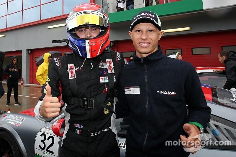 Carrera Cup Italia con tre new-entry a Monza: c'è Drudi!