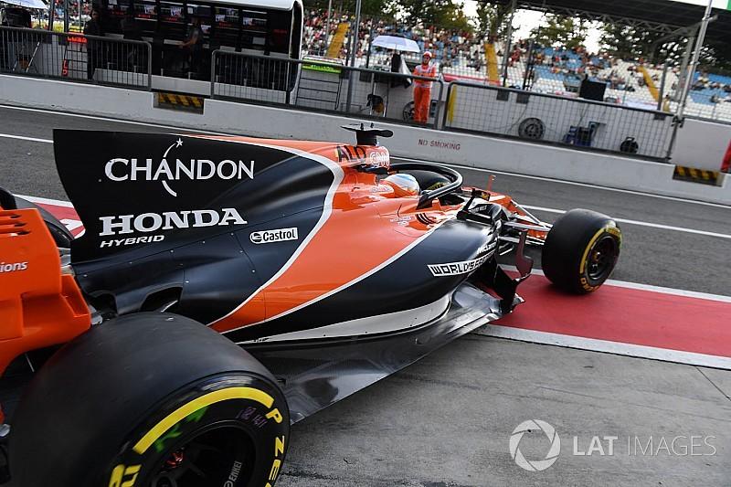A Honda főnöke Monzában fog tárgyalni a McLarennel