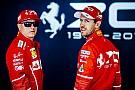 F1 gridinin en yaşlı kadrosu Ferrari, en genç kadrosu Williams'ta