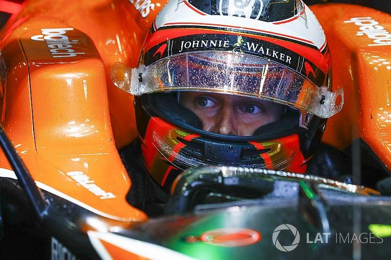 Vandoorne croit au retour de McLaren dans le top 3 en 2018