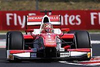 F2 Hongaria: Leclerc cetak pole ketujuh, Gelael picu red flag