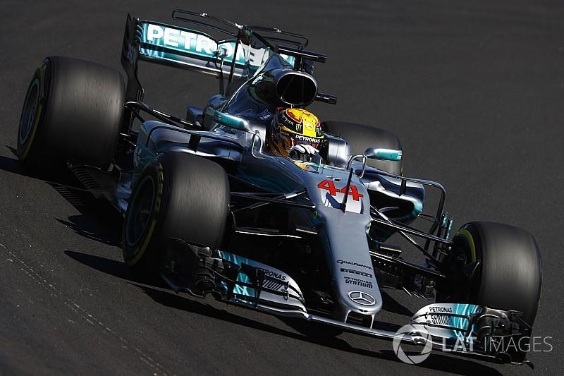 Mercedes: Hamilton'ın Q3'teki hatası pole pozisyonuna mal oldu
