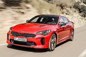 Automotive News Kia Stinger 2018 im Test: Der Stinger ist der Bringer