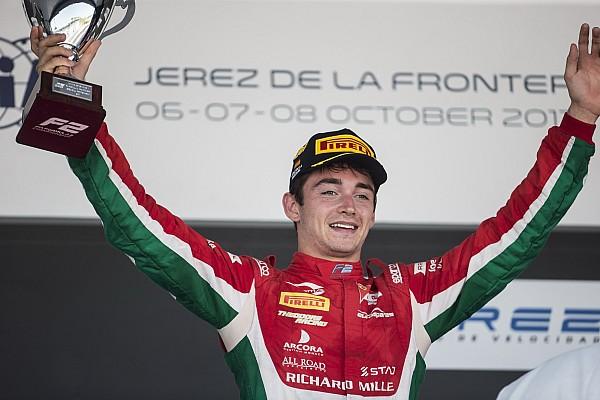 FIA F2 News Charles Leclerc verzichtet auf Start beim F3-Grand-Prix von Macao