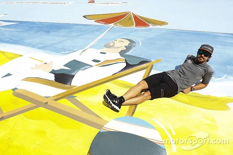 Pilotos de la Fórmula 1 presumen sus vacaciones