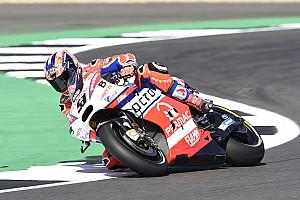 MotoGP Reporte de pruebas Petrucci terminó adelante el viernes de Misano
