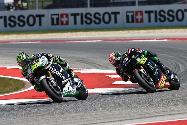 MotoGP News Nachteil Werksvertrag? Cal Crutchlows Ratschlag an Johann Zarco
