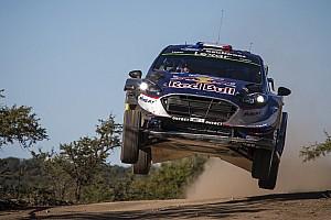 WRC BRÉKING WRC: kemény hétvégéje volt Ogiernek, de maradt az élen