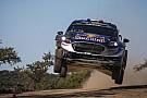 WRC WRC: kemény hétvégéje volt Ogiernek, de maradt az élen