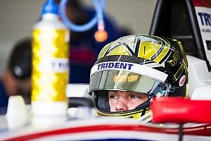 GP3 Actualités Boccolacci rejoint Alesi chez Trident