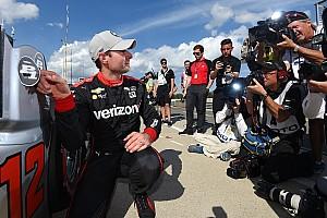 IndyCar Репортаж з кваліфікації IndyCar у Барбері: Пауер виборов поул