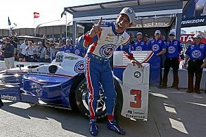 IndyCar Qualifiche Pole con record per Helio Castroneves a Long Beach