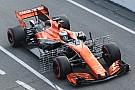 Формула 1 В McLaren столкнулись с поломкой во время первого дня тестов