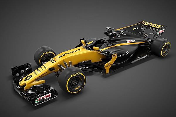 Formel 1 2017: Renault will Platz 5 der Konstrukteurswertung