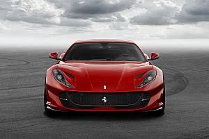 Un Ferrari desatado en Nurburgring