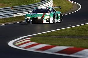 Endurance Verslag vrije training 24 uur Nürburgring: Team Land Audi voert eerste training aan