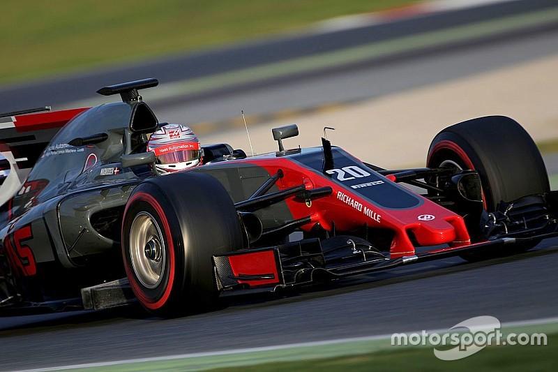 """Magnussen """"impressionné"""" par le travail de Dallara chez Haas"""