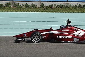 Indy Lights Breaking news Telitz confirmed at Belardi