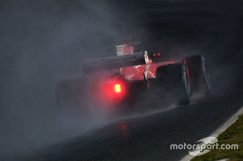 F1-Test Barcelona: Pirelli-Reifentest wird kaum genutzt