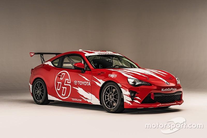 Toyota ikuti Pirelli World Challenge dengan TMG 86 Cup Car