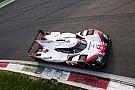 Travail de set-up puis simulations de course pour Porsche à Monza