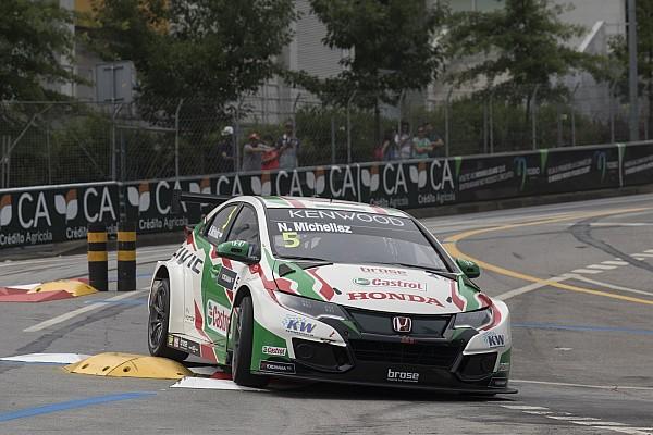 WTCC Reporte de calificación Michelisz toma la pole en Portugal