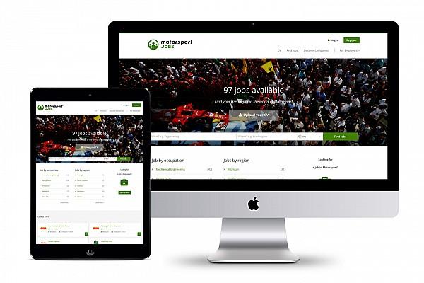 General Comunicados de prensa Motorsport Network lanza su nuevo proyecto global: Motorsportjobs.com